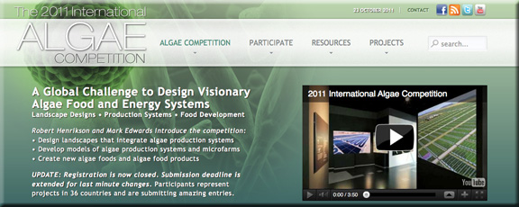 Algae Competition