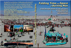 Folding Time and Space