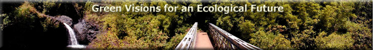RobertHenrikson.com | Green Visions for an Ecological Future